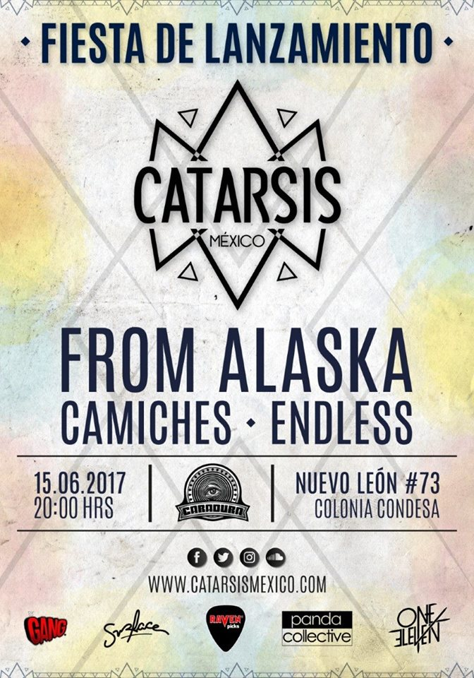 from alaska, camiches, endless