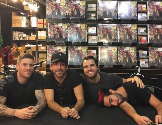 All Time Low, las diferentes personalidades de Alex Gaskarth