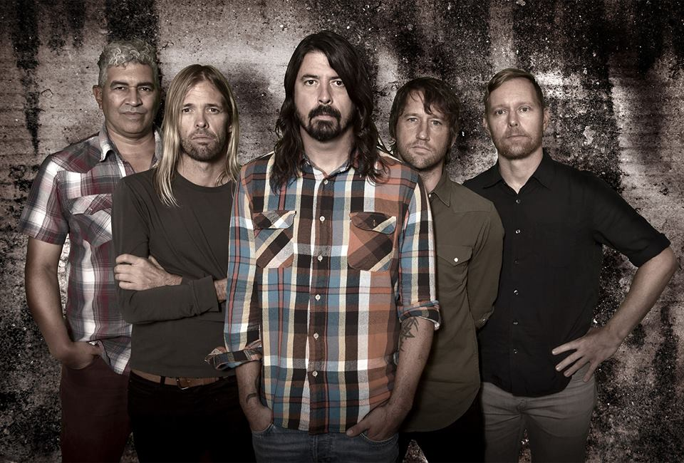 Foo Fighters confirman nuevo disco Concrete And Gold