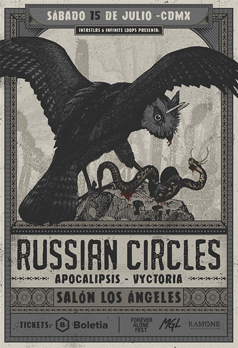 russian circles mexico