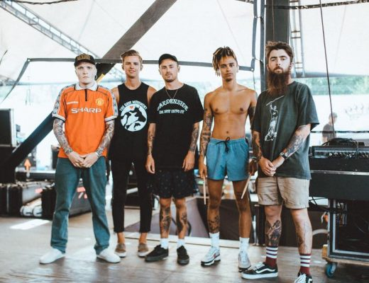 Neckdeep, da otro adelanto de The Peace And The Panic