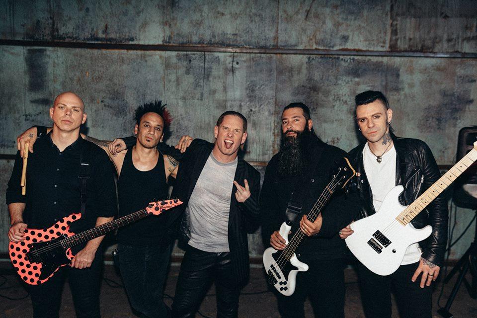 Stone Sour: persiguiendo el espíritu del rock n roll