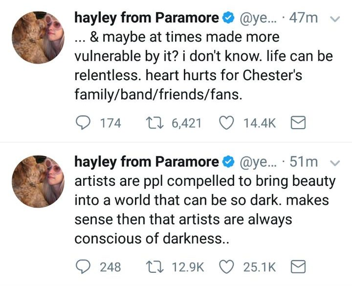 hayley chester