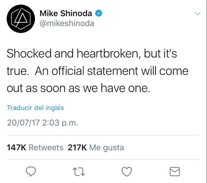 mike shinoda chester