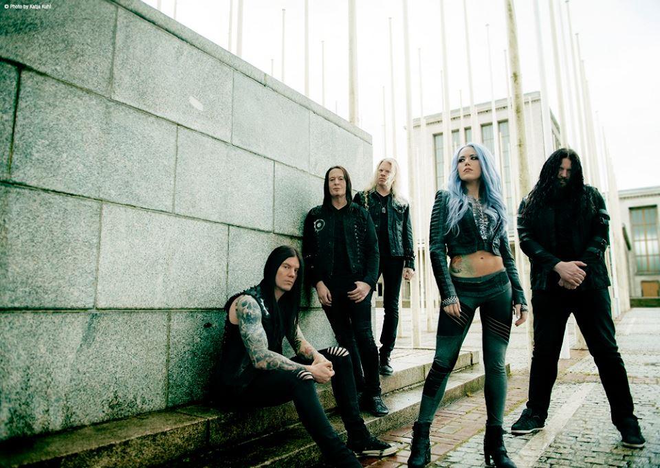 Arch Enemy Trabajando Duro Para Su Siguiente Disco Will To