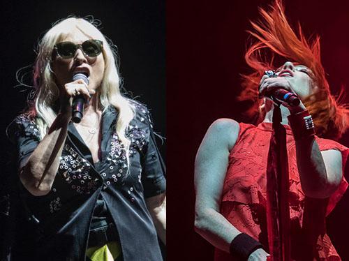 Garbage y Blondie: Galería de fotos