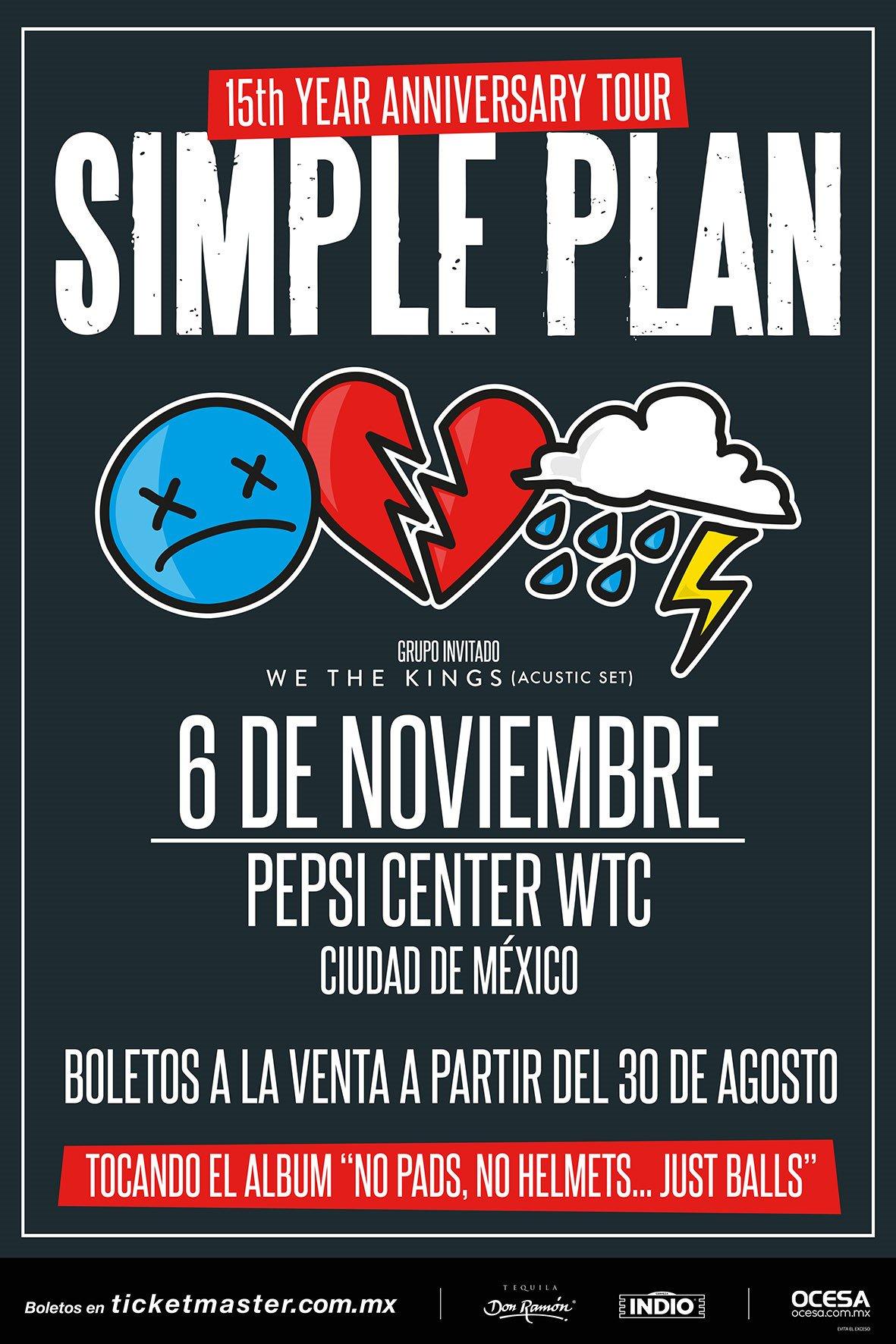 Flyer Simple Plan