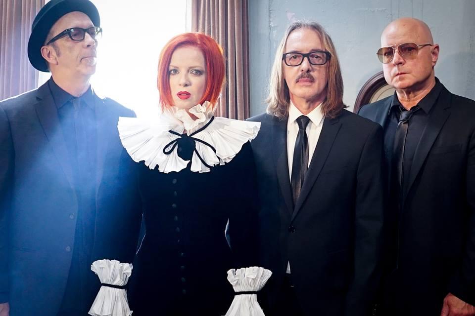 Garbage junto a Blondie celebran más de 20 años de carrera