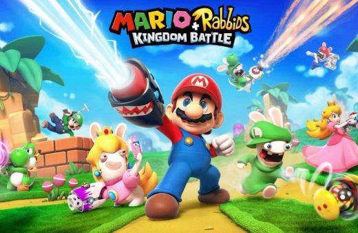 Mario + Rabbids un crossover de locura