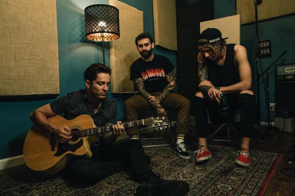 The Word Alive inicia la grabación de su quinto disco