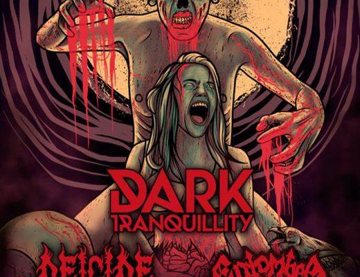 Estamos a dos días del Night of The Living Death Fest III con Dark Tranquility, Entombed A.D. y Deicide