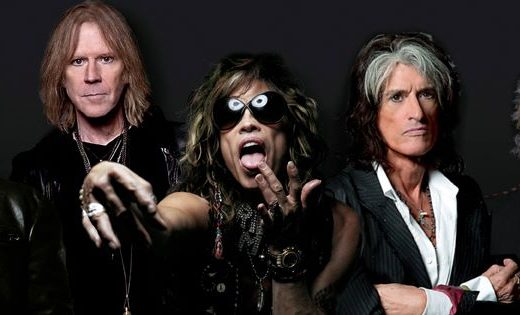 Aerosmith por problemas de salud cancela su participación en el Mother of All Rock Festival
