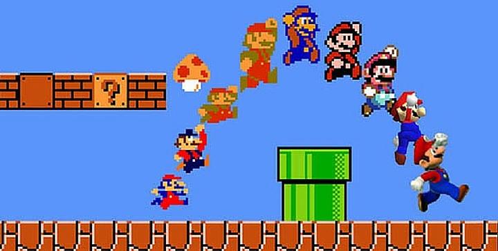 Mario Bros celebra 32 años de historia