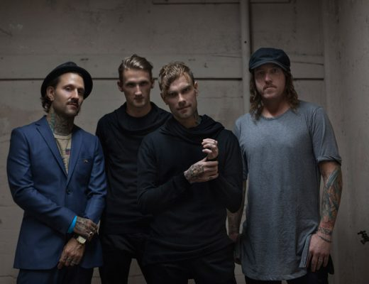 The Used y su nueva faceta con The Canyon