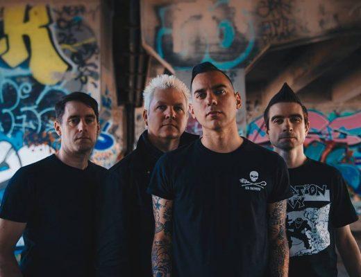 Tecate Knotfest: Anti-Flag, el único poder con el que contamos es estar juntos