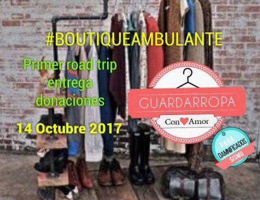 Dona la ropa, zapatos, accesorios,etc. en buen estado a quien más lo necesita con GuardarropaConAmor