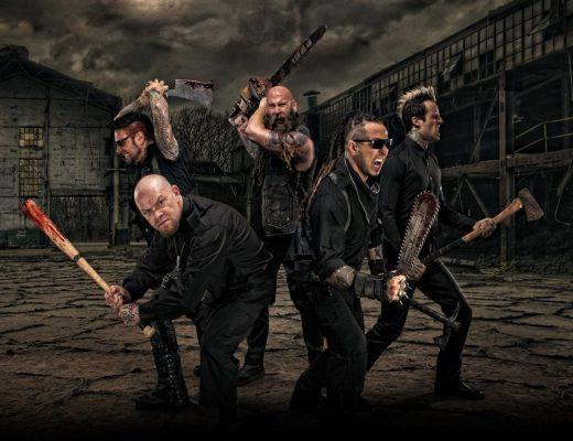 Aunque ya está listo, aún tendremos que esperar por el nuevo disco de Five Finger Death Punch