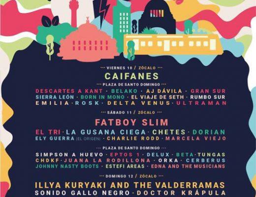 Caifanes, Fatboy Slim, Tungas, CHDKF, Delux, Chetes, Dorian y muchos más en la Semana de la Juventudes 2017