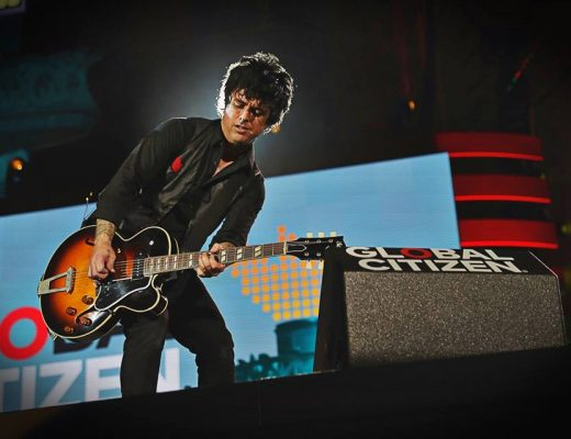 """Entrevista Billie Joe Armstrong de Green Day: """"Nunca me ha gustado el término pop punk""""."""