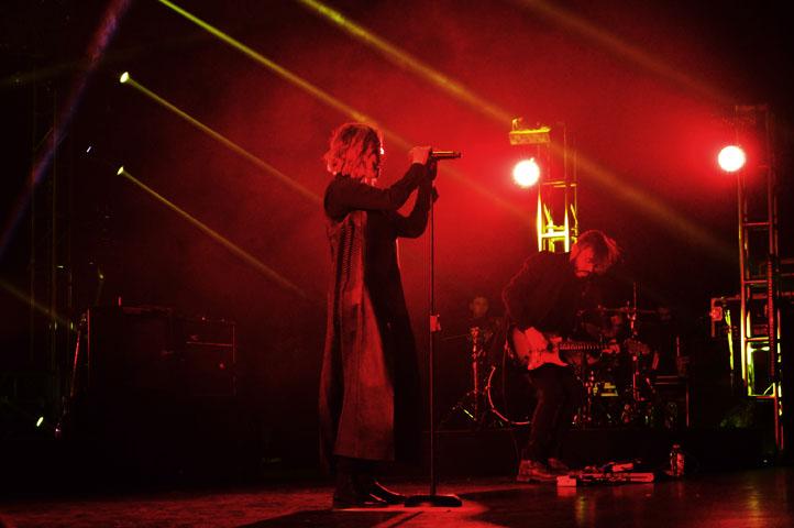 Belleza visual y auditiva demostró Hello Seahorse!, en su regreso al Teatro Metropólitan