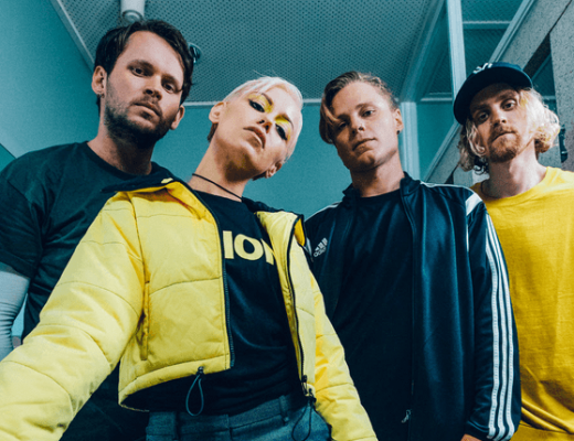 Tonight Alive colaborará con Corey Taylor y Lyn Gunn en su nuevo disco