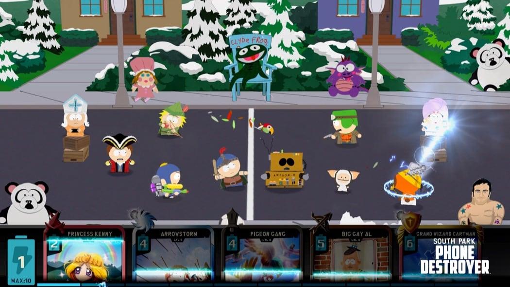 Phone Destroyer: el nuevo juego de South Park