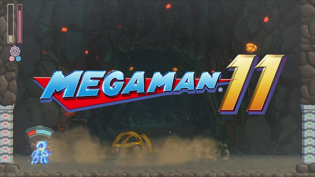 Megaman no estaba muerto, andaba de parranda