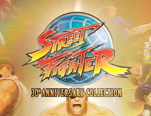 Street Fighter 30 años de peleas y los que les faltan