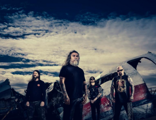 Slayer se prepara para un épico final