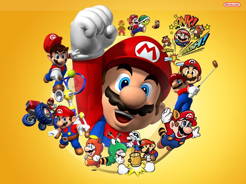Mario Bros esta de regreso y no en forma de fichas ¡En Pelicula!