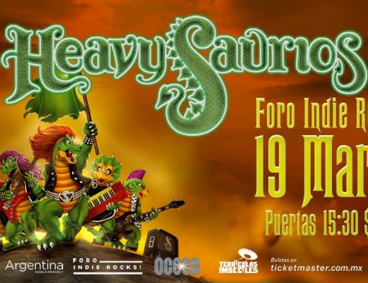 heavysaurios mexico
