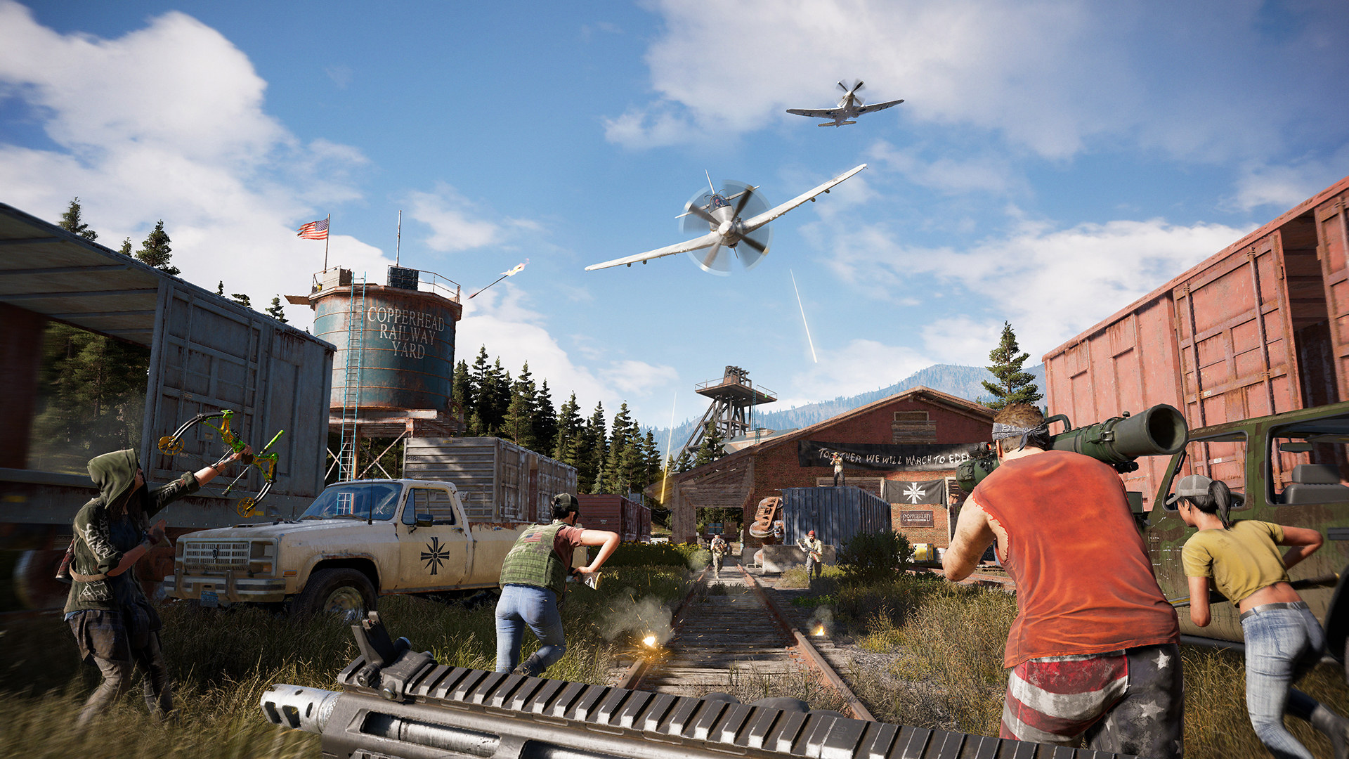 Videojuegos: Se nos viene... Far Cry 5