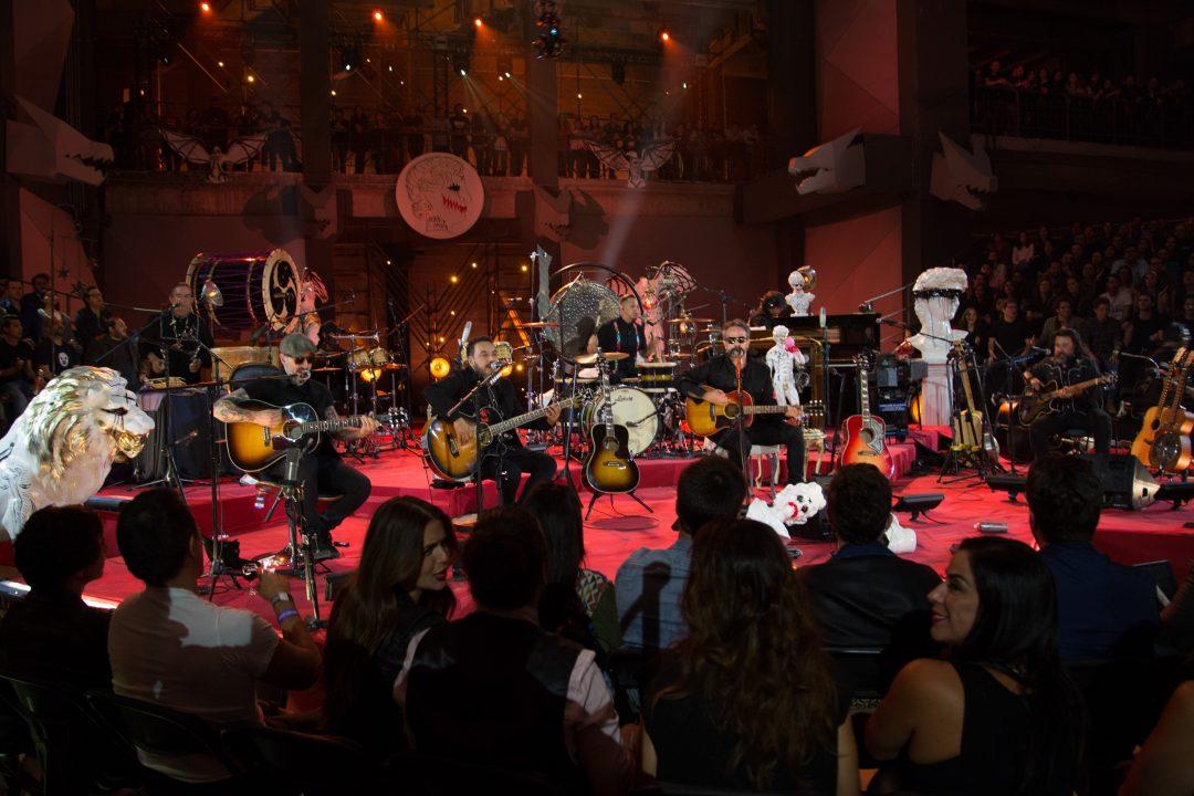 El desconecte de Molotov, MTV Unplugged