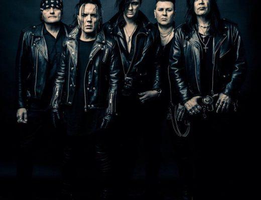 The 69 Eyes, una banda finesa clásica de rock & roll, de regreso en México