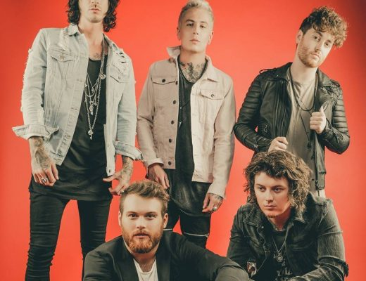 Asking Alexandria, el inicio de la historia en Alone In A Room