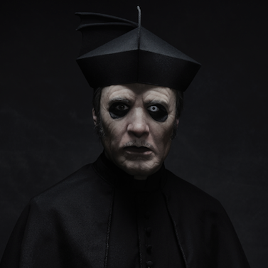 Ghost: De Papa Emeritus a Cardinal Copia