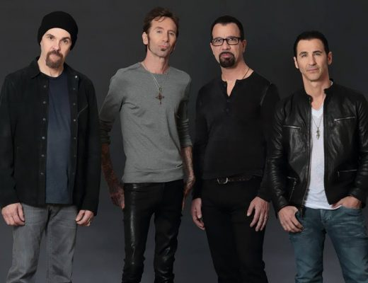 Godsmack, WHEN LEGENDS RISE, un álbum alejado del heavy metal y centrado en el rock