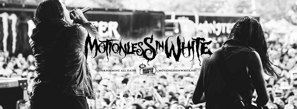 Voices, el más reciente video de Motionless In White