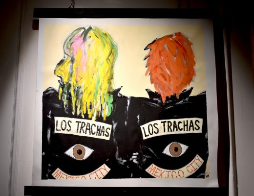 Side Effects de Alison Mosshart presentándose en la Ciudad de México