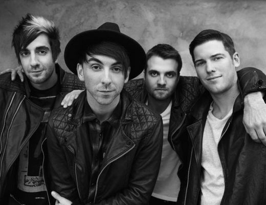All Time low regresa con un nuevo sencillo titulado Everything Is Fine
