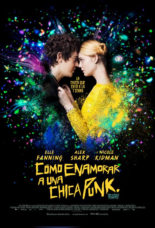 Como Enamorar A Una Chica Punk, la cinta y su banda sonora