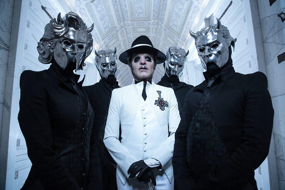 Ghost y Prequelle: Los misterios de su nuevo disco han sido revelados