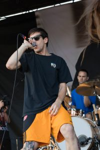 Knuckle Puck Warped Tour San Diego