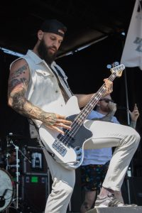 Senses Fail Warped Tour San Diego