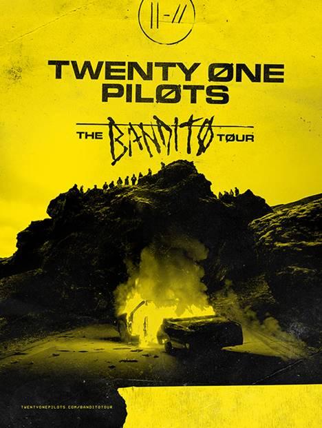 Twenty One Pilots: Un par de nuevas canciones y TRENCH, su nuevo disco