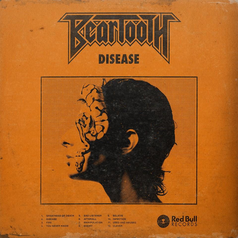 Infection, nueva canción de Beartooth