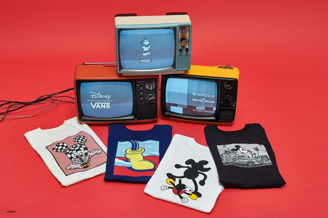 Vault by Vans y Disney celebran el 90 aniversario de Mickey Mouse