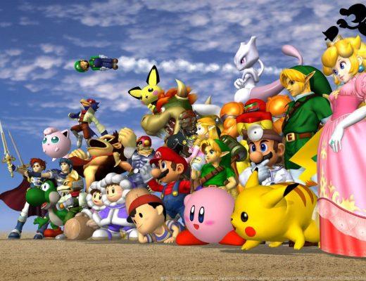 Todo lo que querías saber del nuevo Super Smash Bros