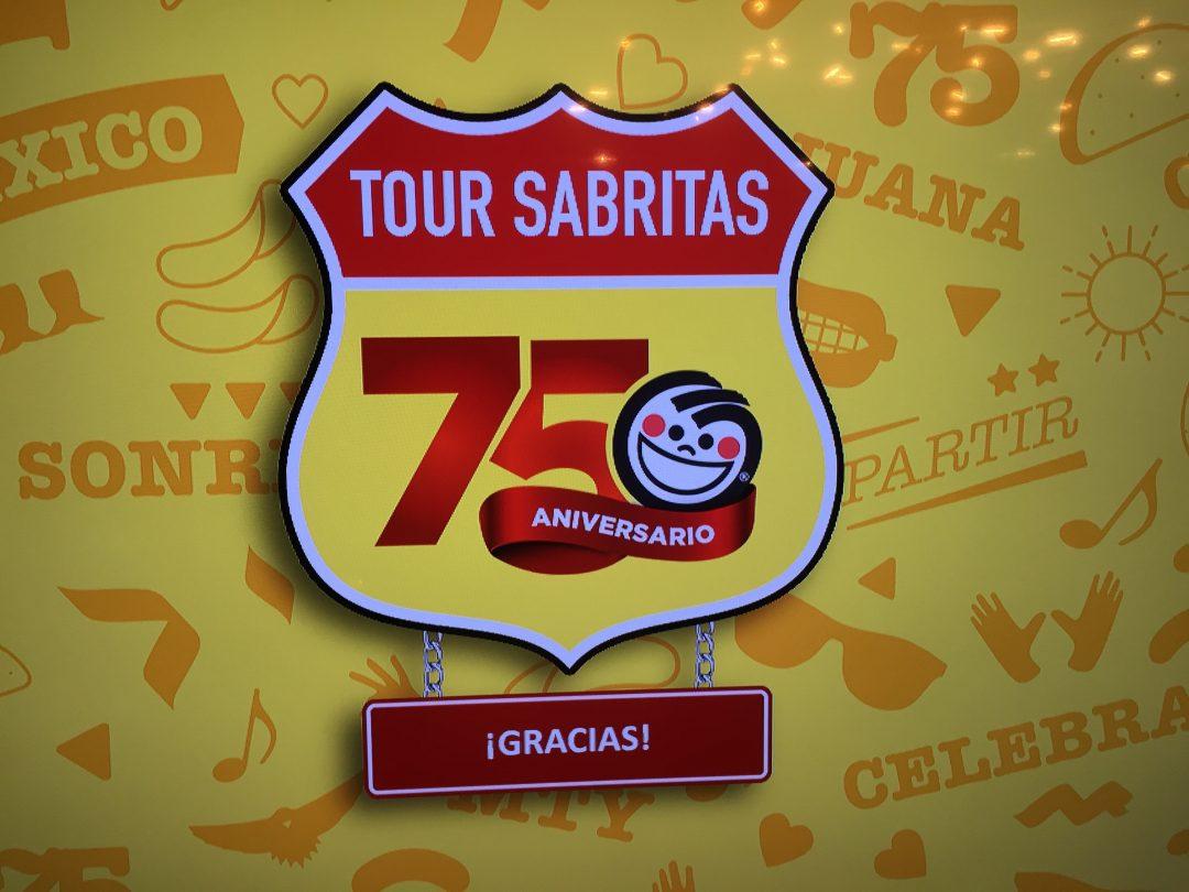 Sabritas® celebrará 75 años de sonrisas con música de José Madero, Allison, Say Ocean, Sputnik y varios más
