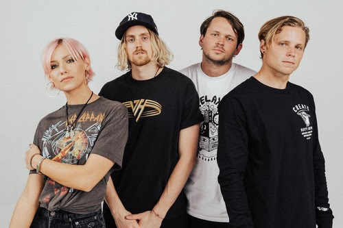 Recomendación Hopeless Records; Tonight Alive y su particular amarillo